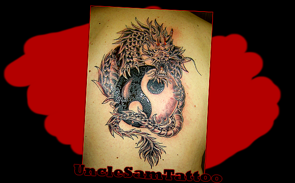 Dragon Ying et Yang