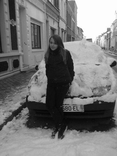 La Neige Pendant Les Vacances ;D (Y' )