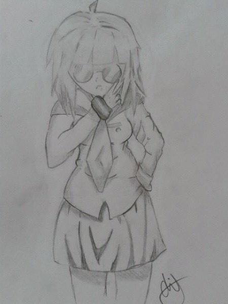 Petit dessin ! :3