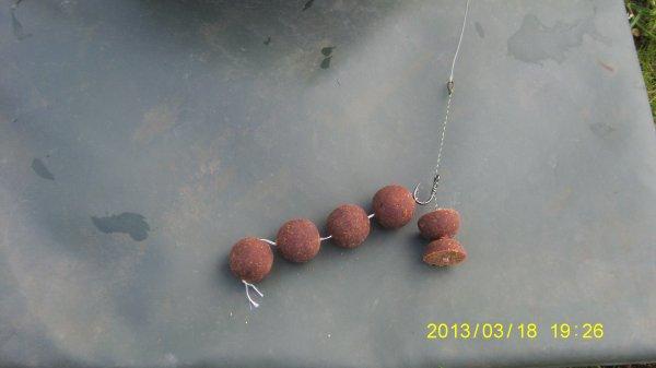 Osez les pêches rapides... CA LE FAIT !!!!!