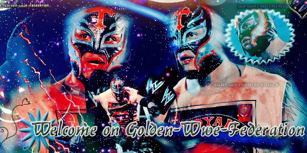 Welcome on Golden-Wwe-Federation ♠ » Your Source About REY MYSTERIO ♠