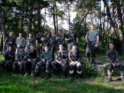 Airsoft / Laser Quest / Paintball