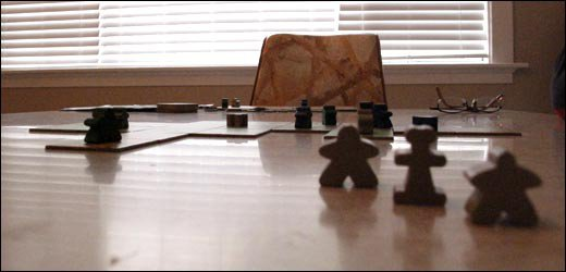 JDR sur Table / Jeux de Plateau