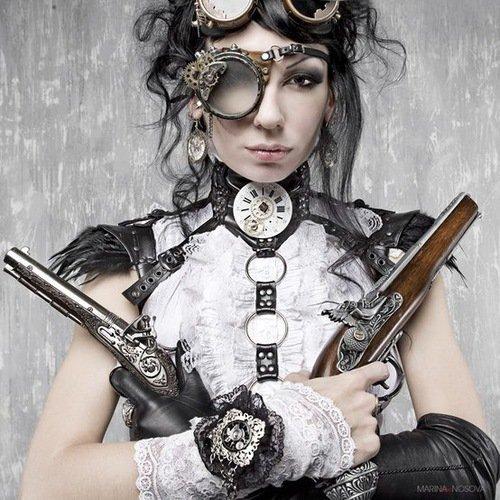 Cyberpunk / Desielpunk / Post-apo / Steampunk