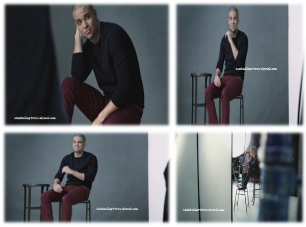 Dans les coulisses du photoshoot pour Vogue