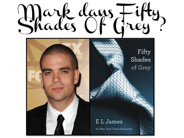 Rumeurs: Mark pourrait jouer dans Fifty Shades Of Grey