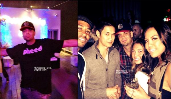 Photos des dernières soirées de Mark en 2012 + un petit cadeau si vous voulez le facebook de la copine de Mark, je l'envoie en mp