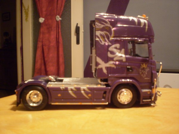 Scania R 620 atelier