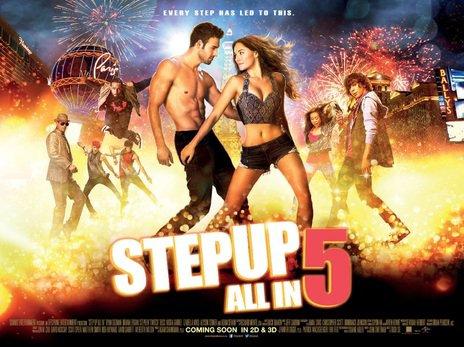 Voilà quelques un des films de dance que je préfère.............