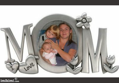 J'aime maman...