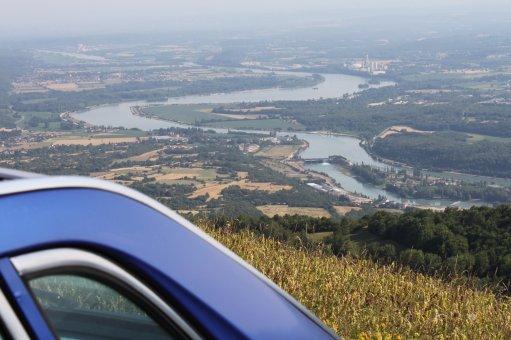 Venez fêter avec nous les 45 ans de la Renault 16 les 10 & 11 juillet 2010 à  Saint-Sorlin en Bugey (01150)