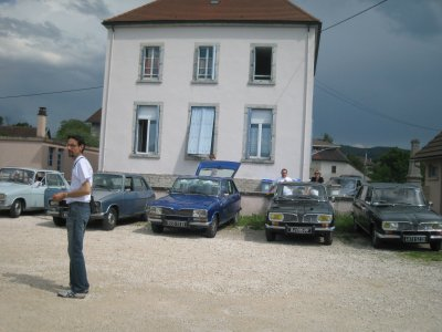 Sortie Jura Mai 2011