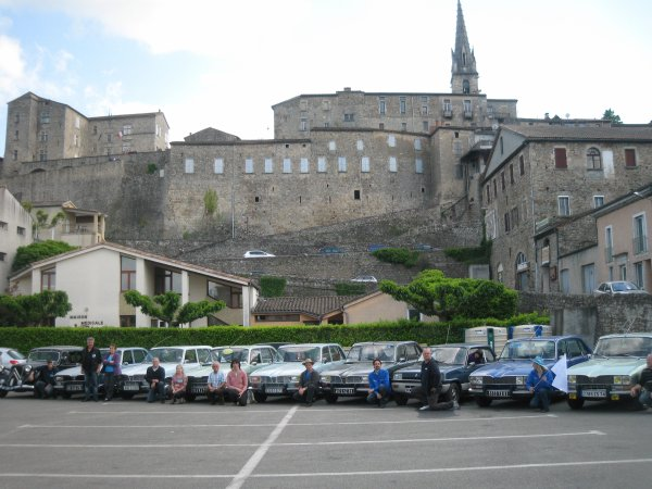 Ardèche du 17 au 20 mai 2012