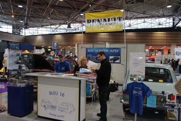 Epoqu'auto 2012 Du 9 au 11 novembre.Salon de la  voiture ancienne à Lyon
