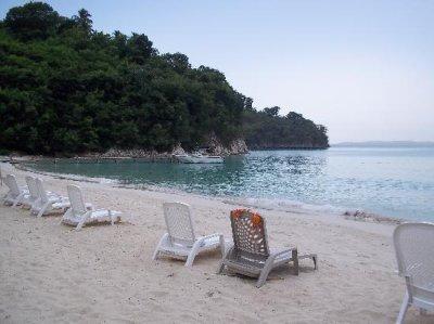 Les plages de l'Ile à Vache attendent les touristes