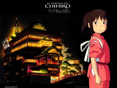 Le voyage de Shihiro