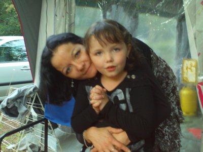 moi et ma petite cherie
