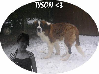 Tyson et Moi.