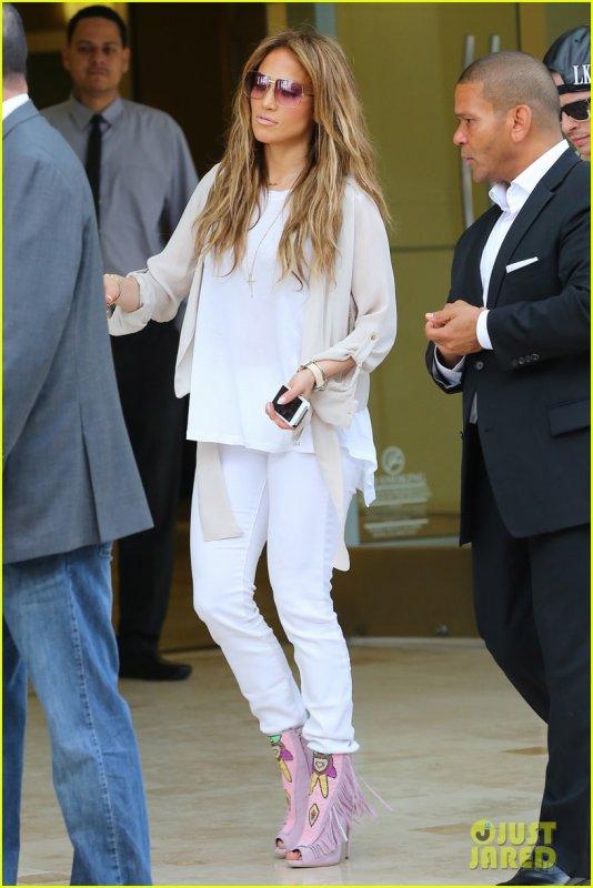 Jennifer Lopez quitte une radio