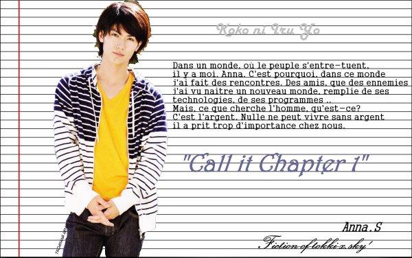 #_Koko Ni Iru Yo_# Chapter 1