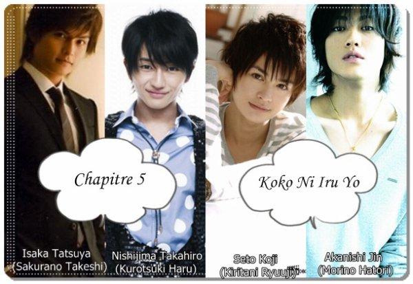 #_Koko Ni Iru Yo_# Chapter 5
