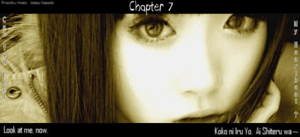 #_Koko Ni Iru Yo_# Chapter 7