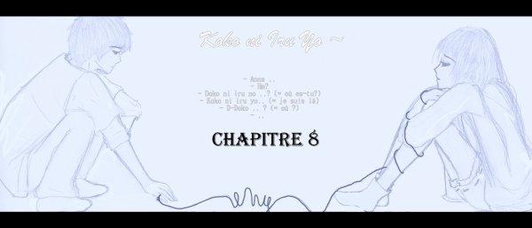 #_Koko Ni Iru Yo_# Chapter 8