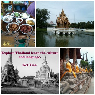 Come and Visit Thailand.