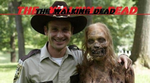 the walking dead xDD