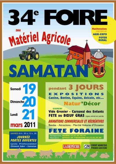 Foire Agricole de Samatan(32)