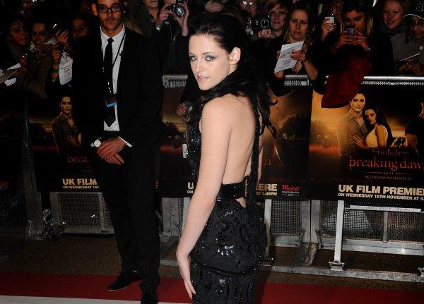 avant premiere à Londres 16.11.11