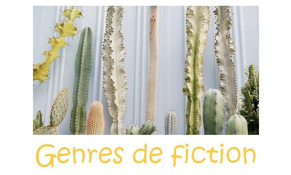 genres de fiction