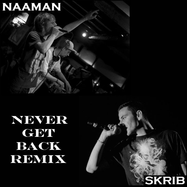 Exclu Remix 2013 / 2013 Never Get Back Remix NAAMAN (2013)