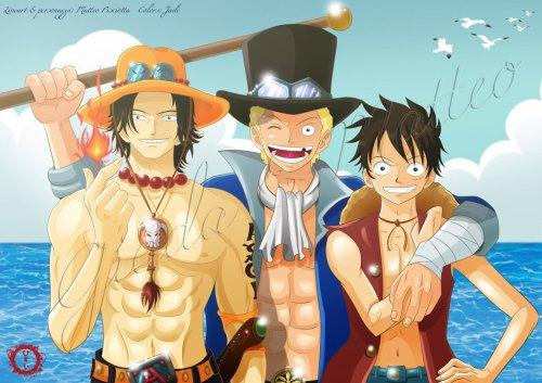 Manga : One piece et Naruto (2 mangas que j'adoore)