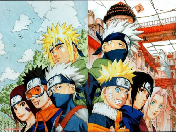 ~~Opening Naruto~~