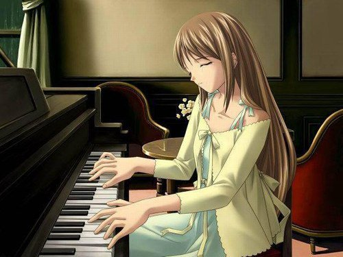 Piano - Manga