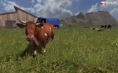 Farming Simulator 2011 - Vaches