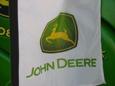 Foire de Chalons - Stand John Deere
