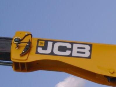 Foire de Chalons - Stand JCB
