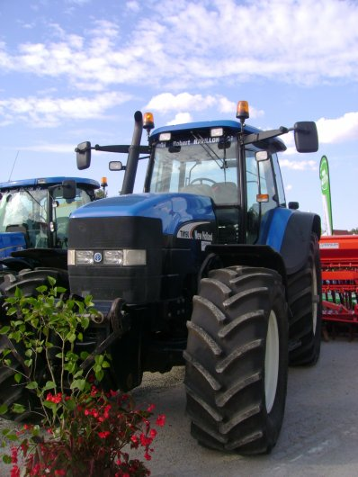 Foire de Chalons - Stand New Holland