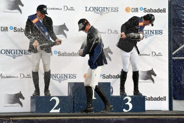 2ème étape du Global Champions Tour à Valence (ESP)