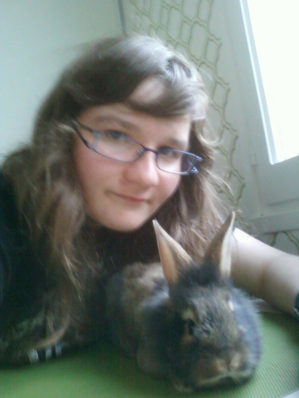 Moi et mon bébé ♥