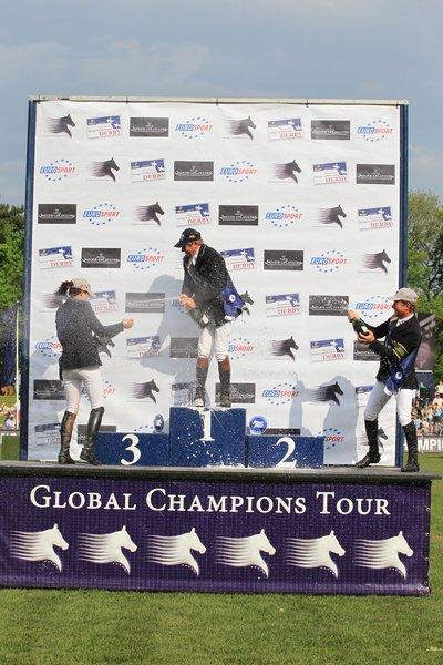 3ème étape du Global Champions Tour à Hambourg (Allemagne)