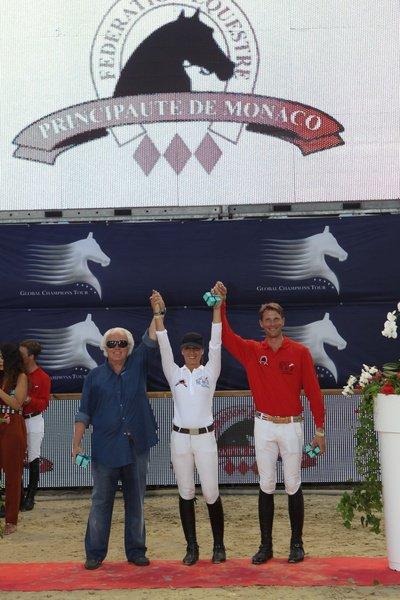 6ème étape du Global Champions Tour à Monte-Carlo (MON)