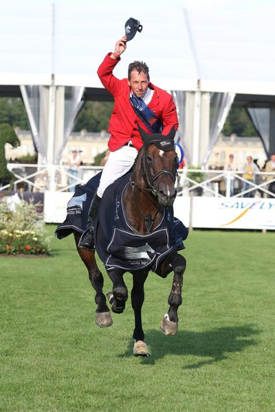 8ème étape du Global Champions Tour à Chantilly (FRA)