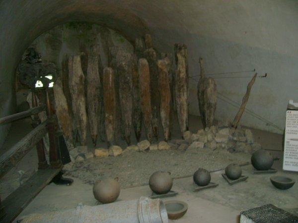 Voyage à Dinant 2012 --► La citadelle (Partie 3)