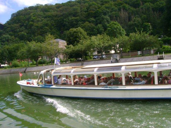 Voyage à Dinant 2012 --► La meuse
