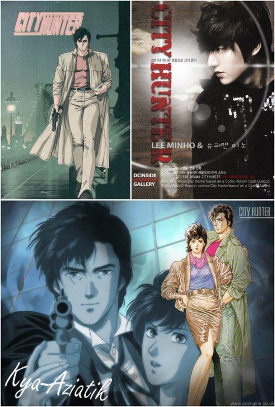 City Hunter C'était l'un de mes mangas préférés J'espere que cette adataption sera à la Hauteur de nos attentes