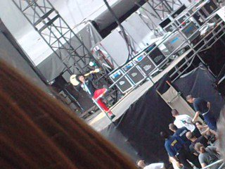 Ce concert ... Green Day. [26/06/2010]