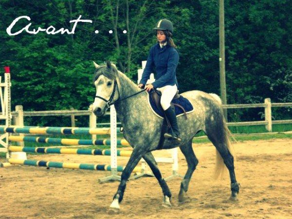 """""""Etre heureux à cheval, c'est être entre ciel et terre, à une hauteur qui n'existe pas."""""""